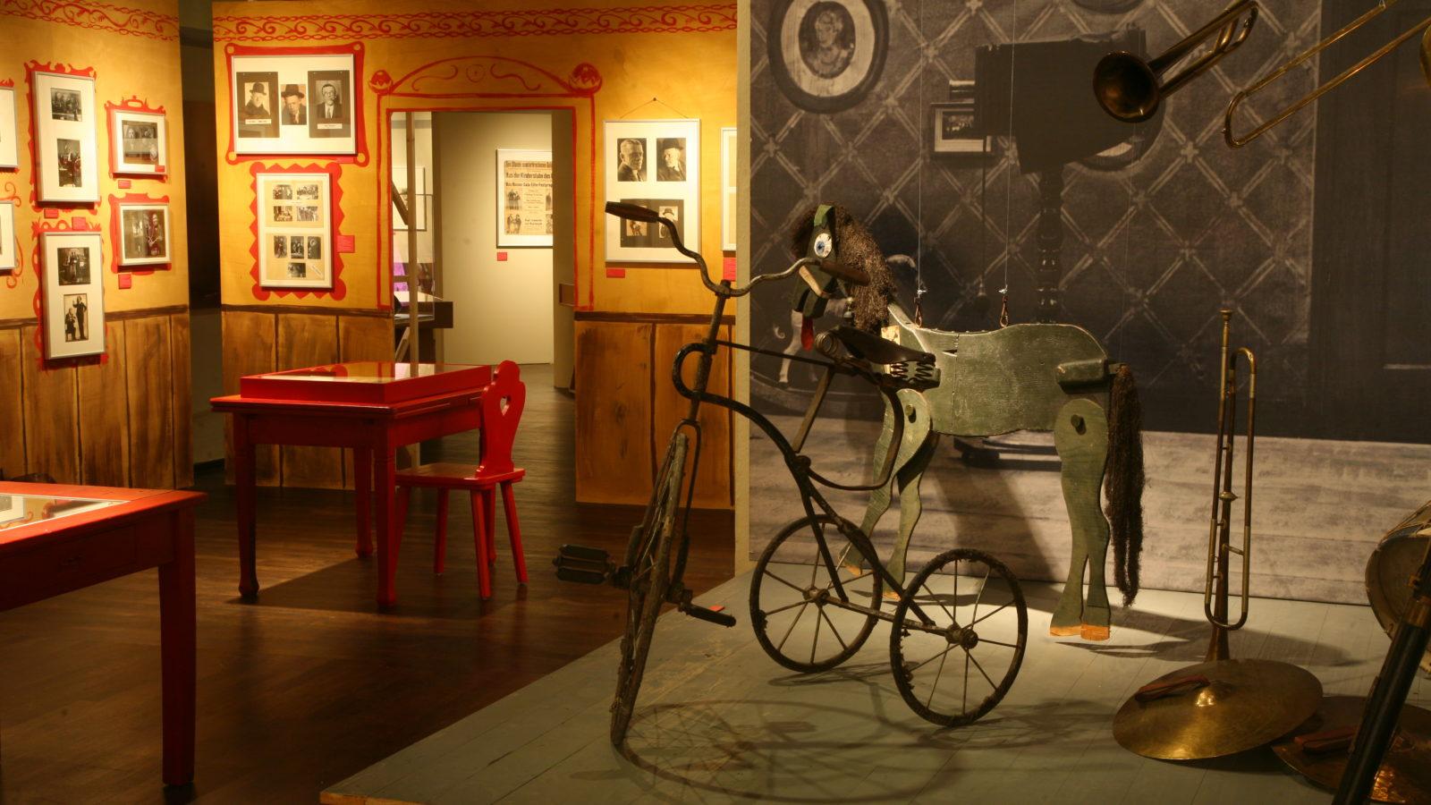 Sonderausstellung 2007 Karl Valentin