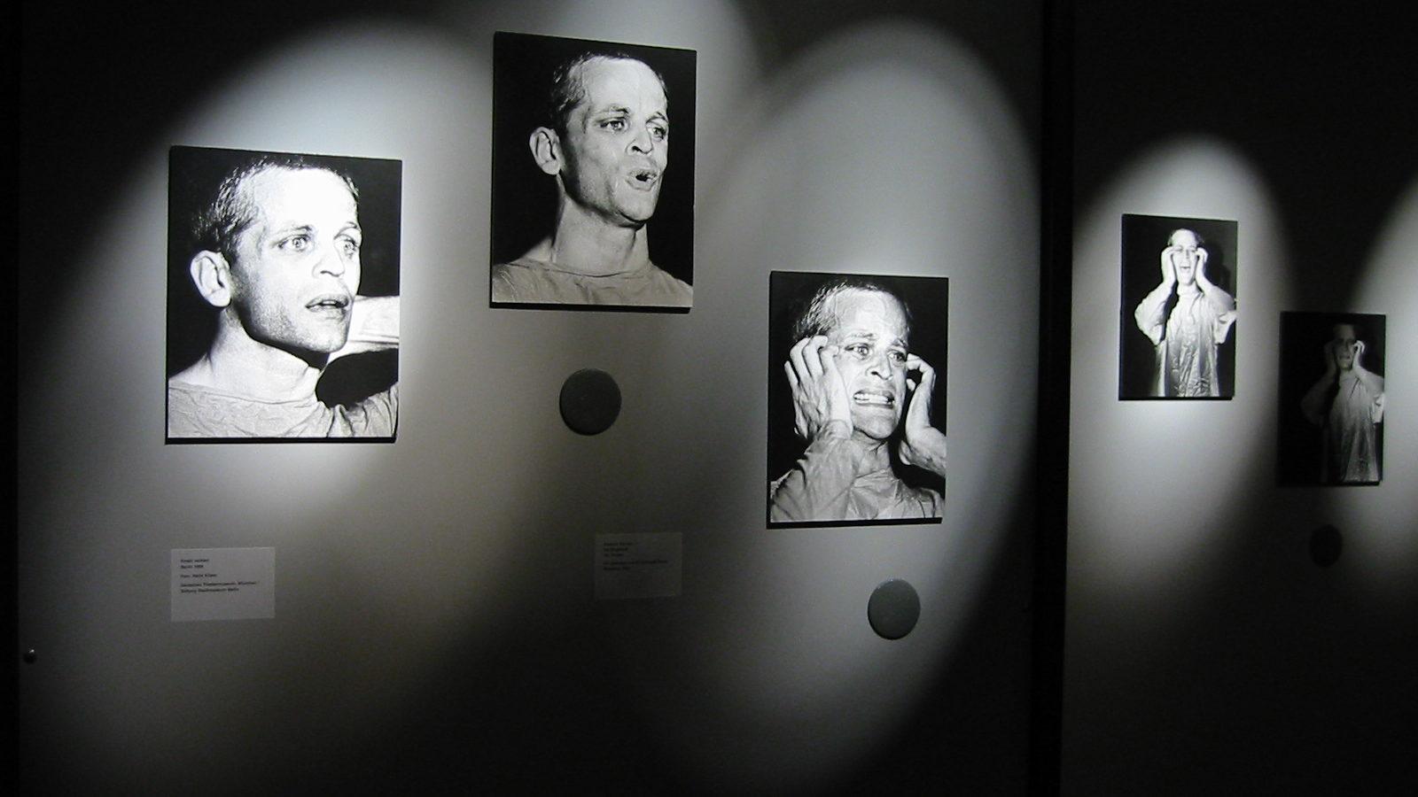 Sonderausstellung 2001 ICH, Kinski