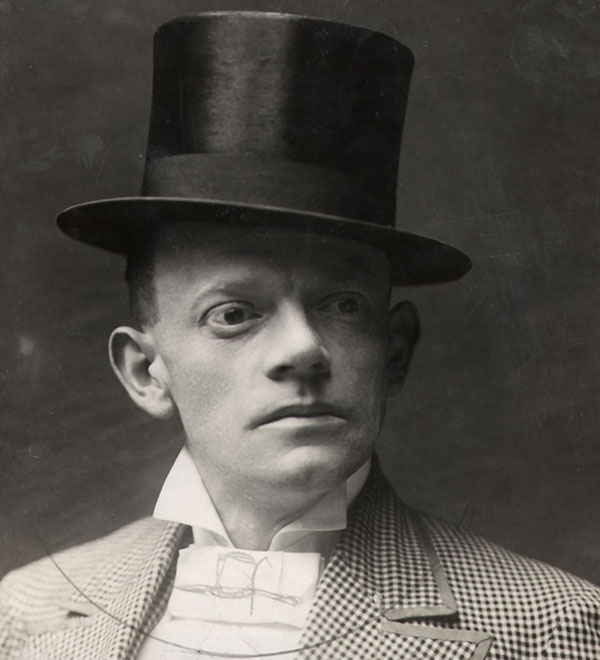 Valentin Portrait