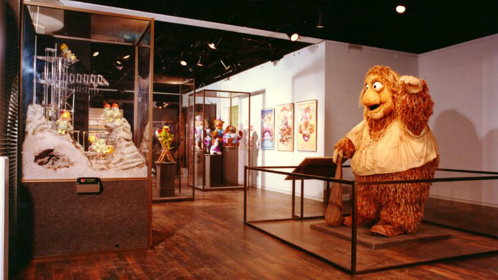 Ausstellung-1988-Muupets-Monster-und-Magie