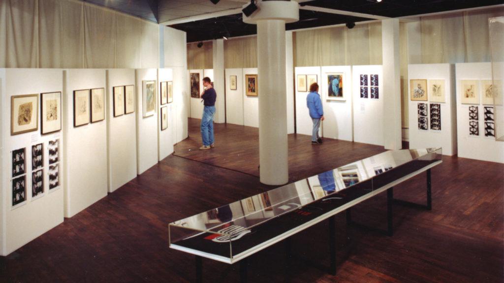 Ausstellung 1989 Hans Richter – Malerei und Film