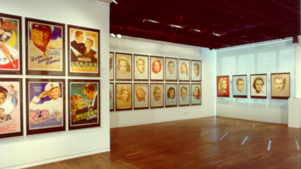 Ausstellung 1989 Kurt Glombig – Graphik für Presse, Werbung, Film