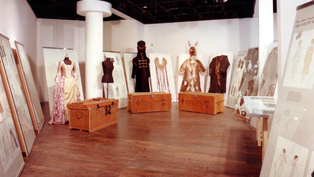 Ausstellung 1990 Kostüme Irms Pauli