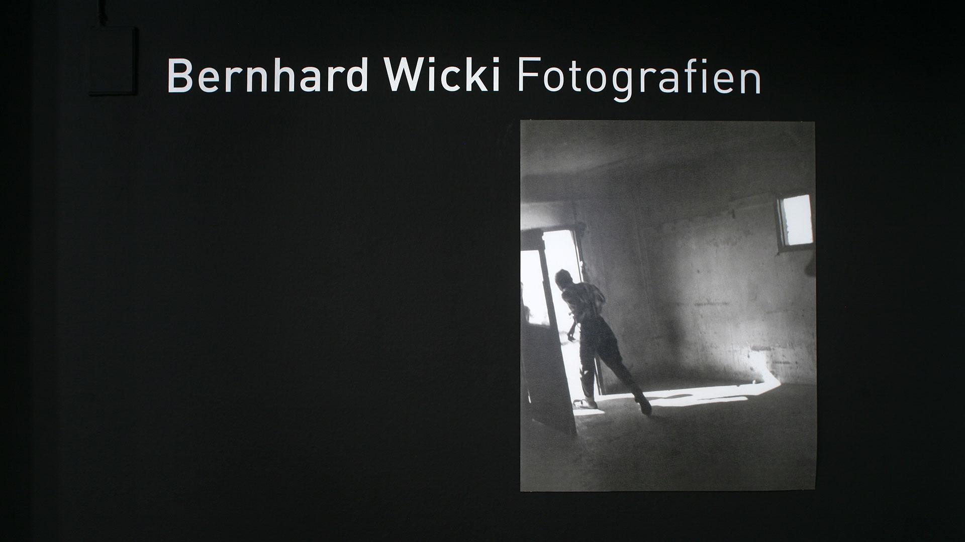 Bernhard Wicki Fotografien
