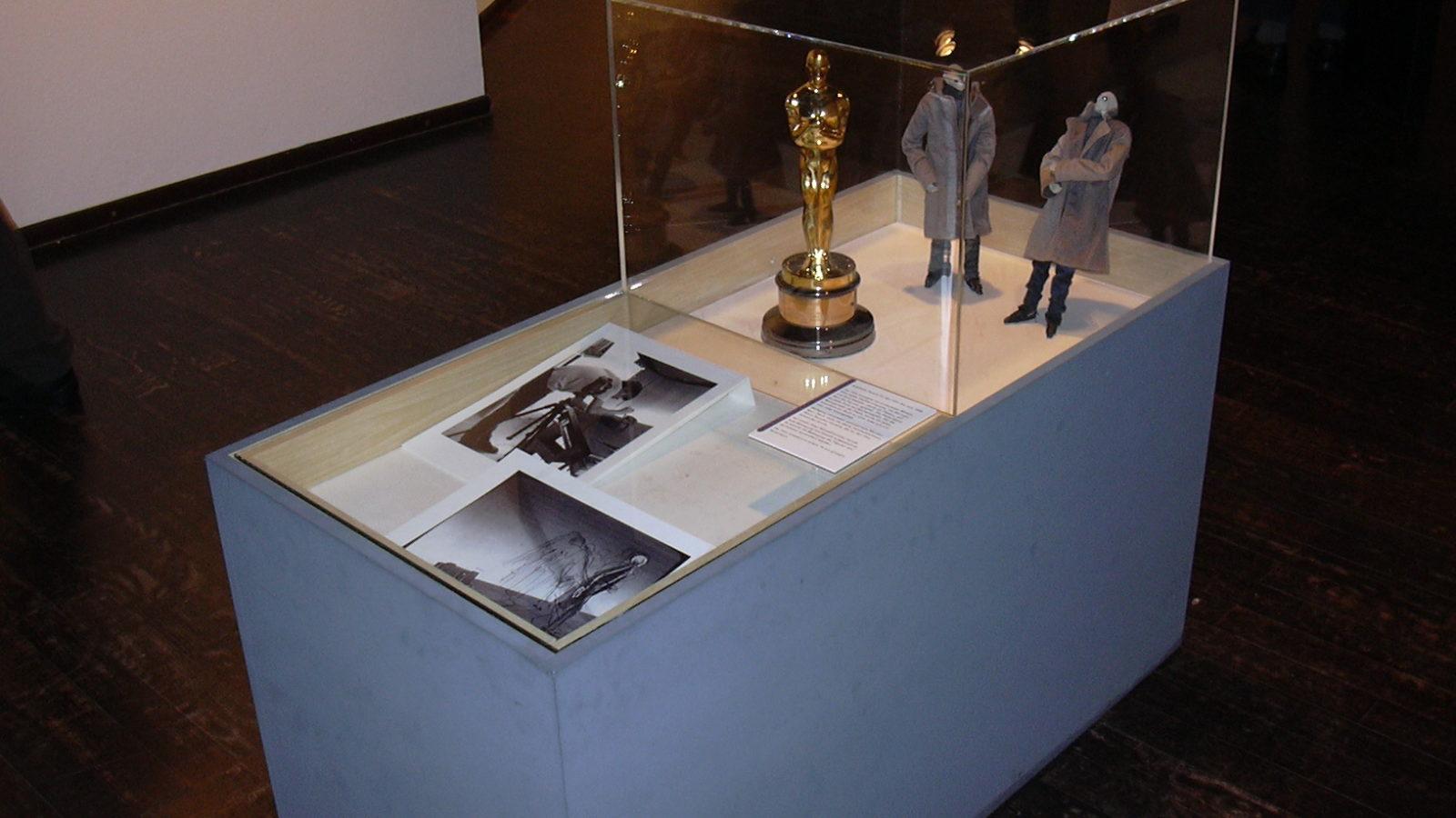 Sonderausstellung 2004 Ausgezeichnet! Oscars in Animation
