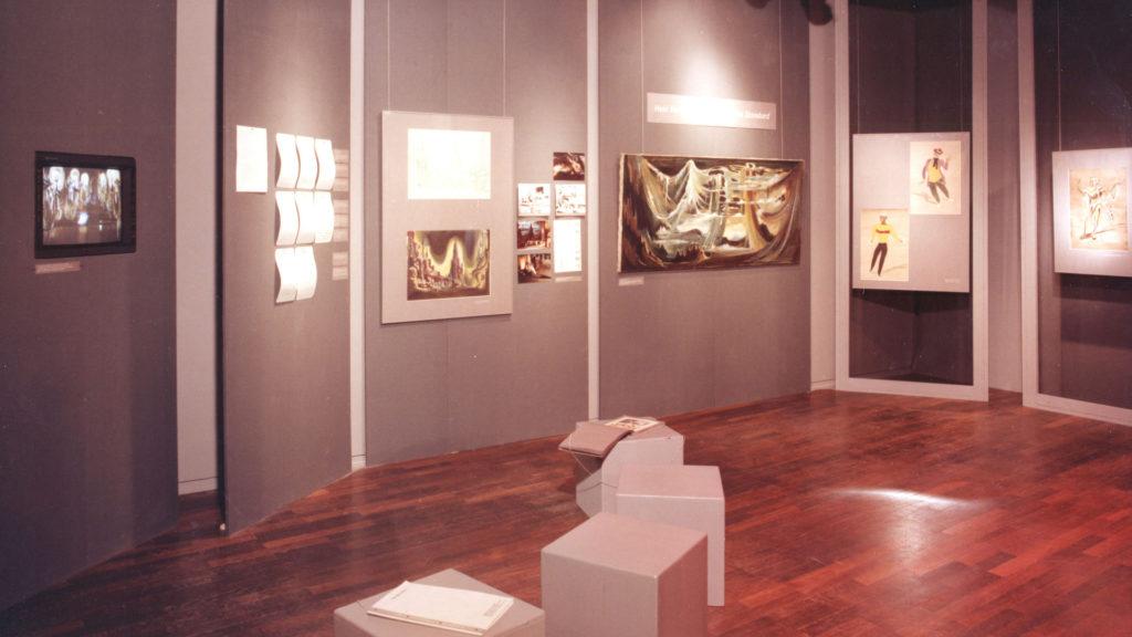 Ausstellung 1991 Hein Heckroth. Film-Designer