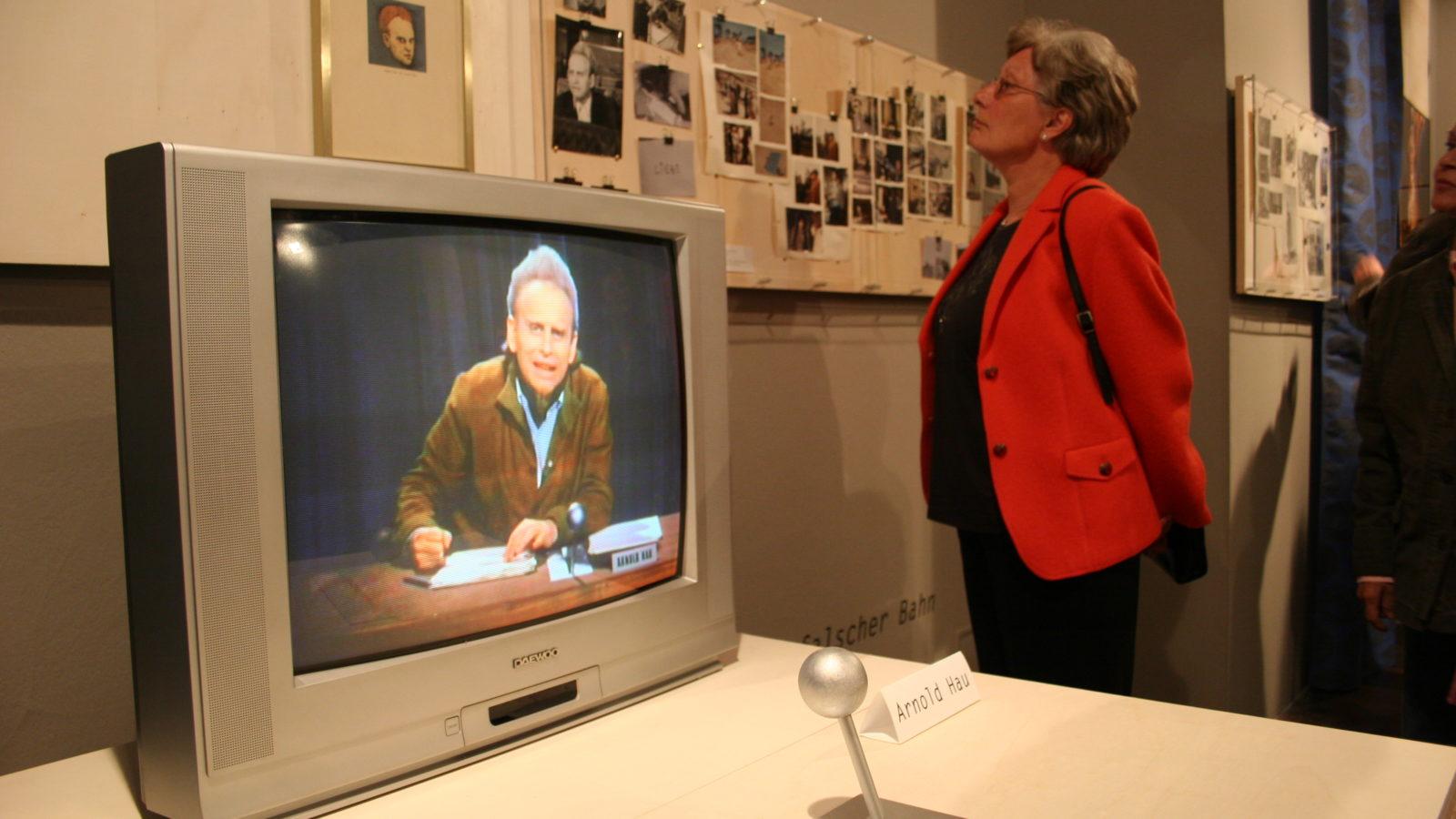 Sonderausstellung 2007 Die endgültige Wahrheit über Arnold Hau