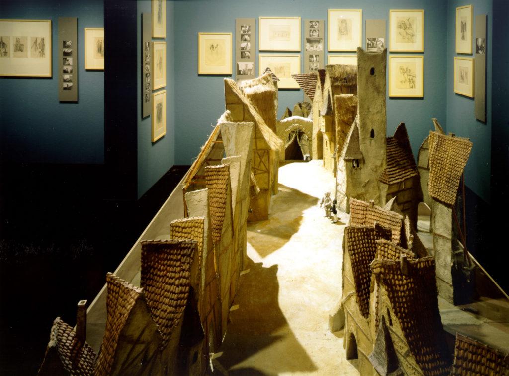 Ausstellung 1997 Klassische deutsche Filmarchitektur. Hunte – Poelzig – Reimann