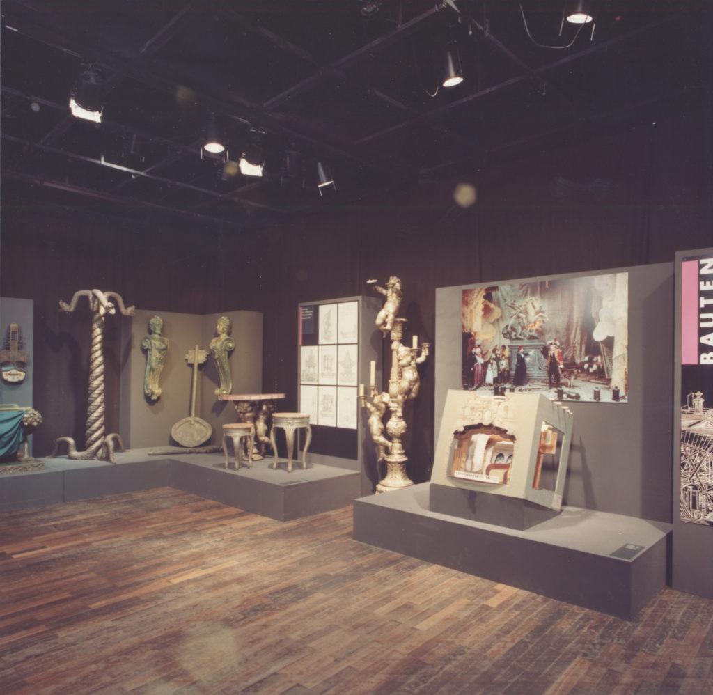 Ausstellung 1988 abenteuer des Barons Münchhausen