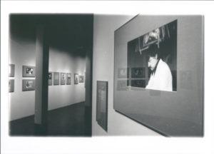 Ausstelllung 1992 Rainer Werner Fassbinder bei der Arbeit an seinen frühen Filmen