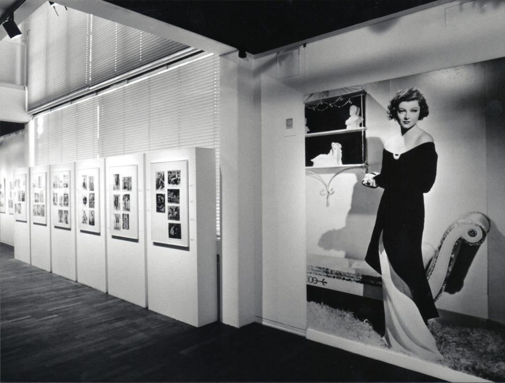 Ausstellung 1990 Film und Mode- Mode im Film