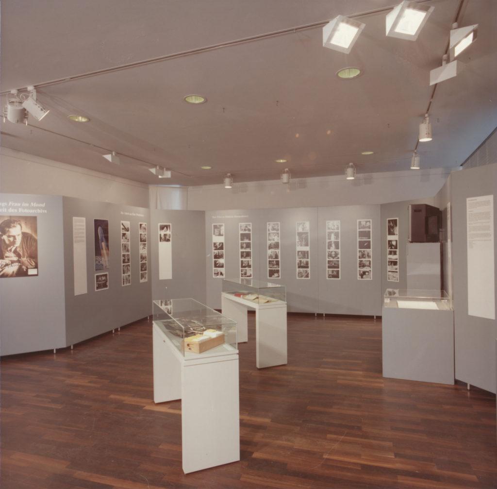 Das Foto-Archiv des DFM und seine Arbeitsweise - Fritz Langs FRAU IM MOND