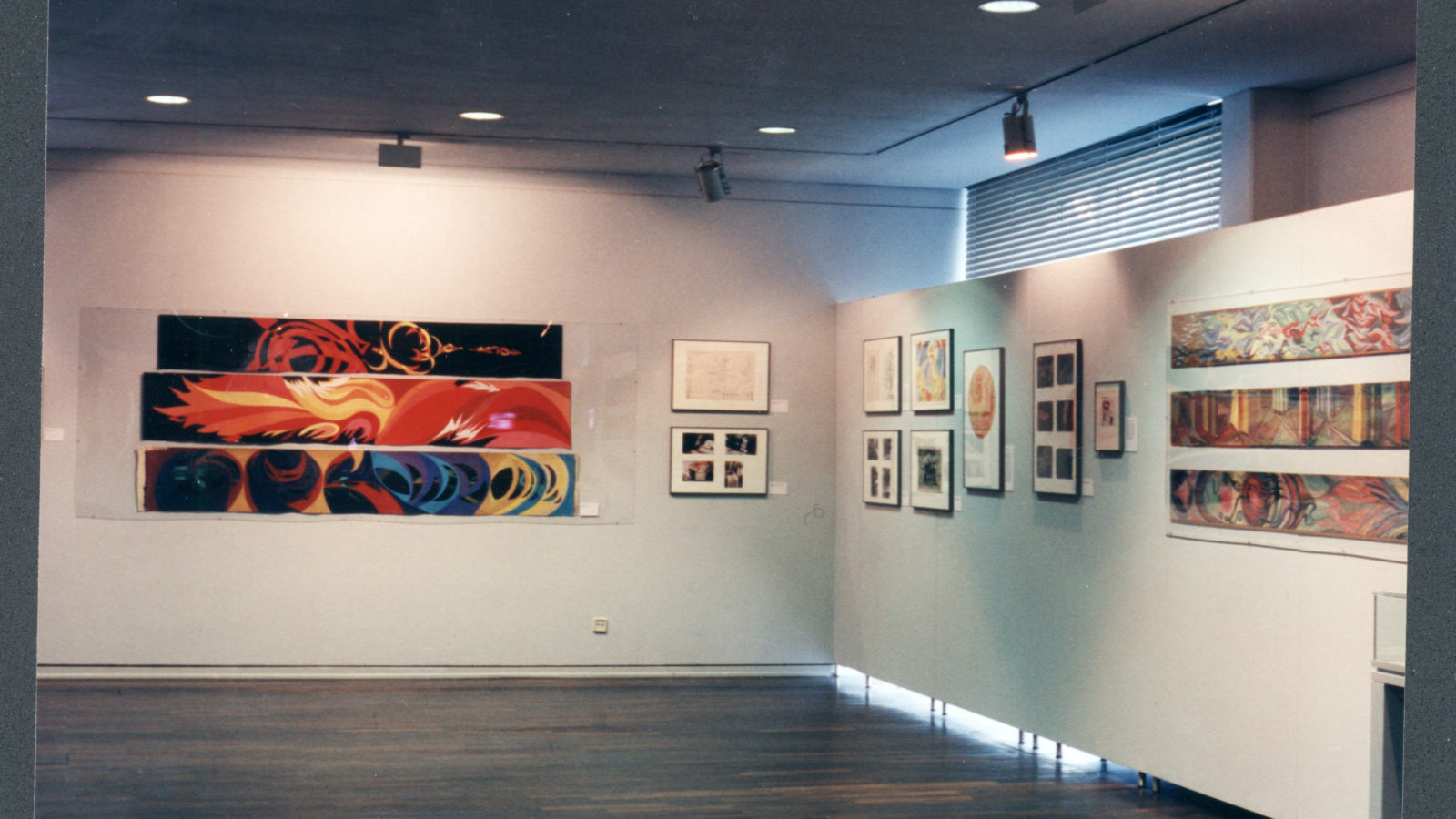 Ausstellung 1996 Franz Schömbs – Maler und Filmemacher