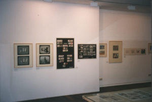 Ausstellung 1999 Gerhard Fieber – Cartoons für Film, Presse & Fernsehen