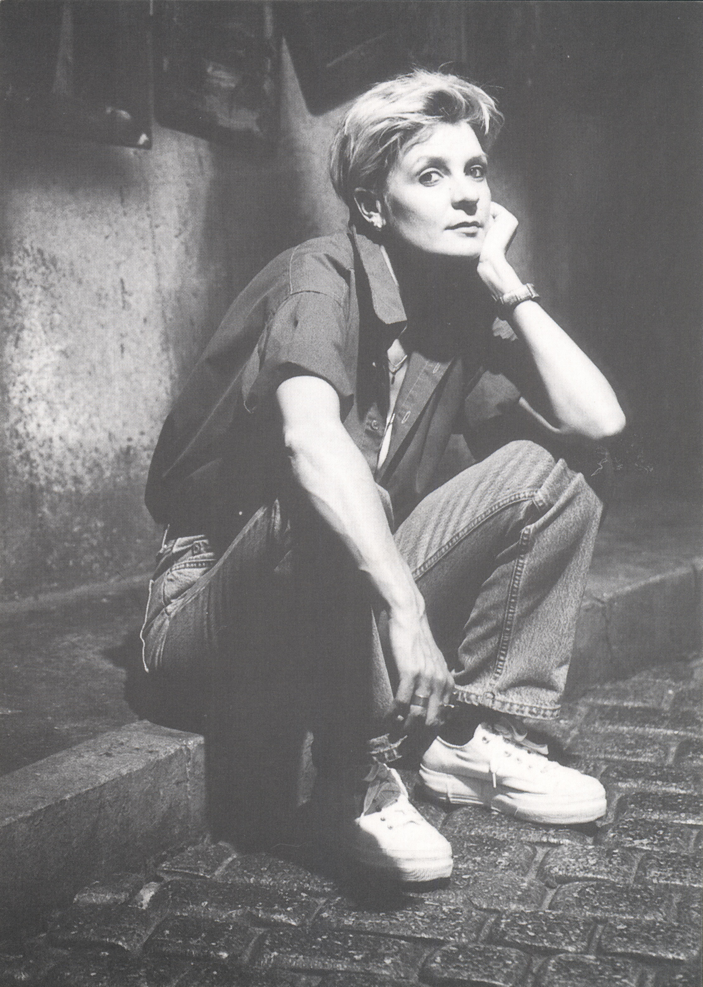 ausstellung 1996 Gesichter hinter der Kamera. Porträts hessischer FilmemacherInnen