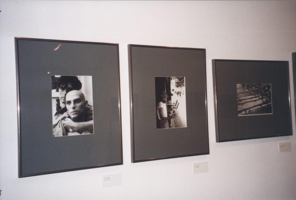 Ausstellung 1997 Helmut Holger – Köln München Köln