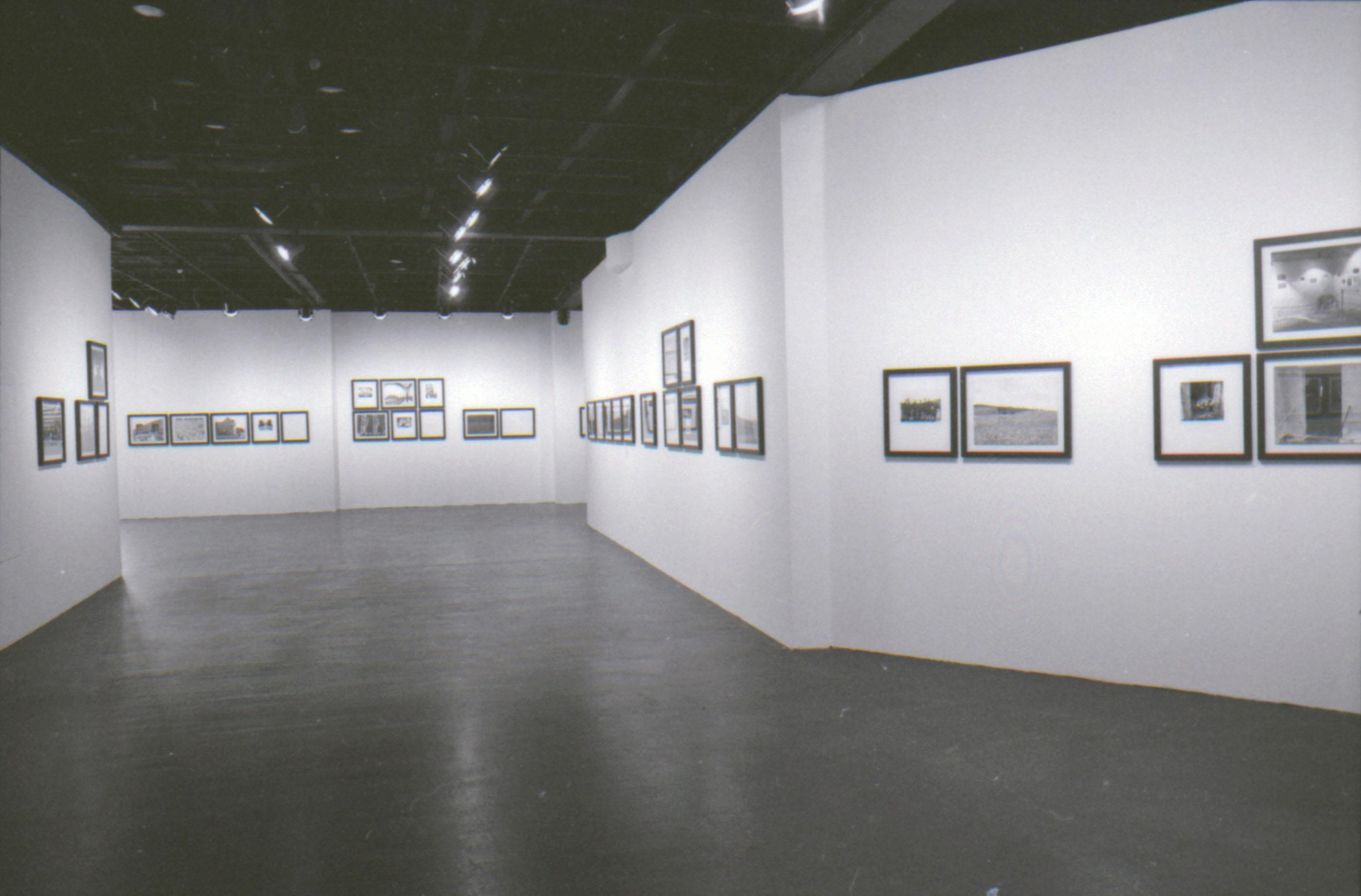 Ausstellung 1997 Mikael Levin: Suche – Auf den Spuren einer Reise nach Europa