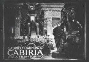 Ausstellung 1993 Plakate aus der großen Zeit des italienischen Stummfilms