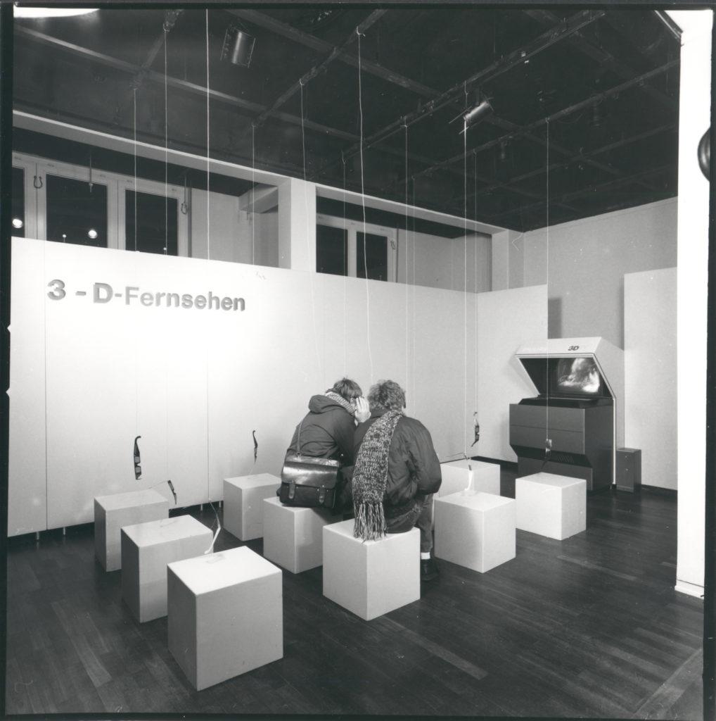 Ausstellung 1986 Das Stereobild 2