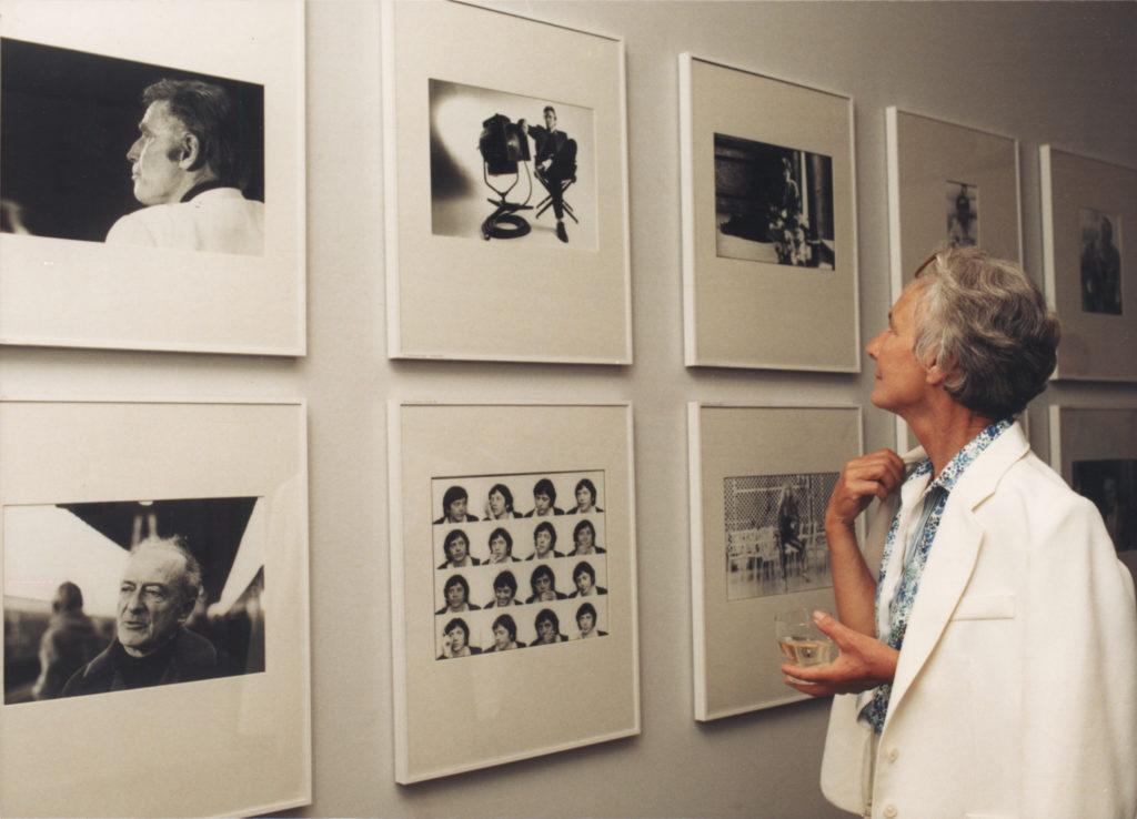 Ausstellung 1988 On, Off- Filmporträits von Ulla Reimer
