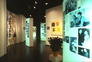 Ausstellung 2000 Curd Jürgens