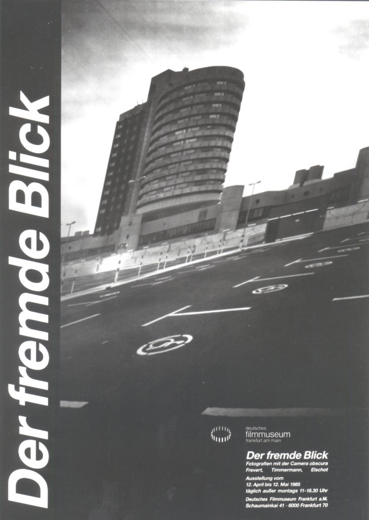 Ausstellung 1985 Der fremde Blick