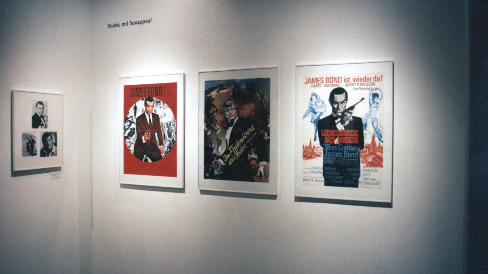Ausstellung 1994 Male Beauties – die schönen Starken der Leinwand