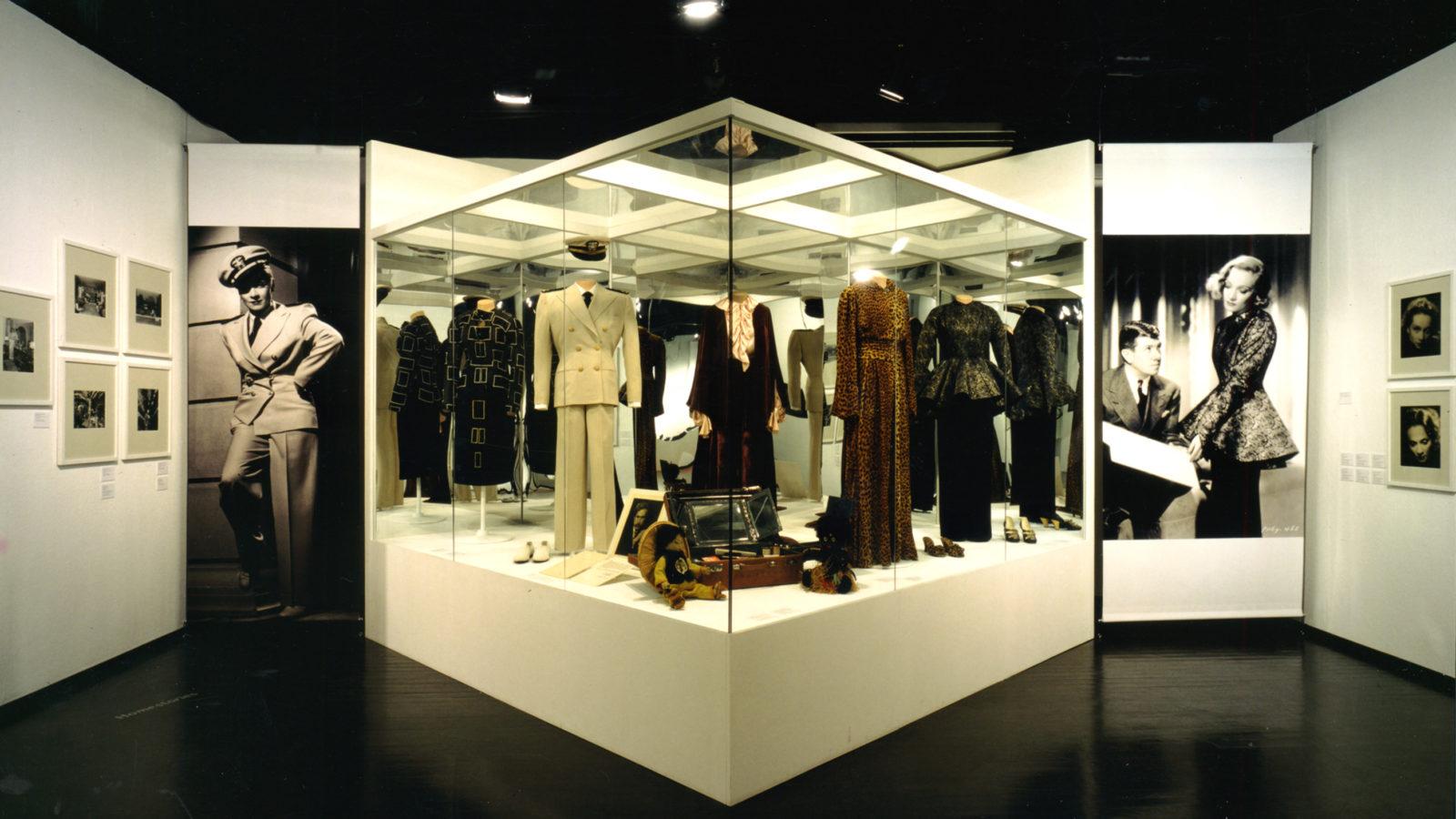 Ausstellung 1998 Marlene Dietrich