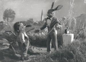 Ausstellung 1994 Mecki, Märchen und Schnurren. Die Puppenfilme der Gebrüder Diehl
