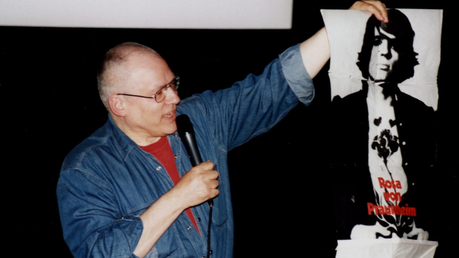 Sonderausstellung 2005 Rosa von Praunheim
