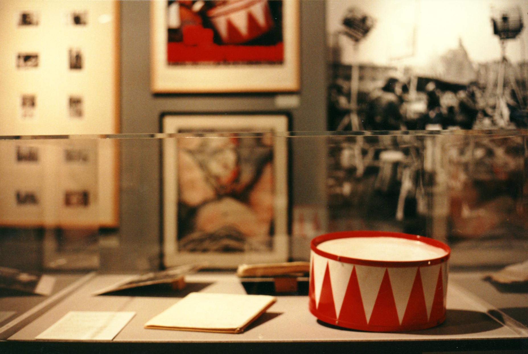 Ausstellung 1996 Volker Schlöndorff. Von DER JUNGE TÖRLESS bis DER UNHOLD