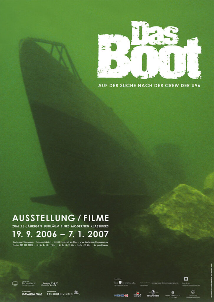 DAS BOOT Revisited / Poster