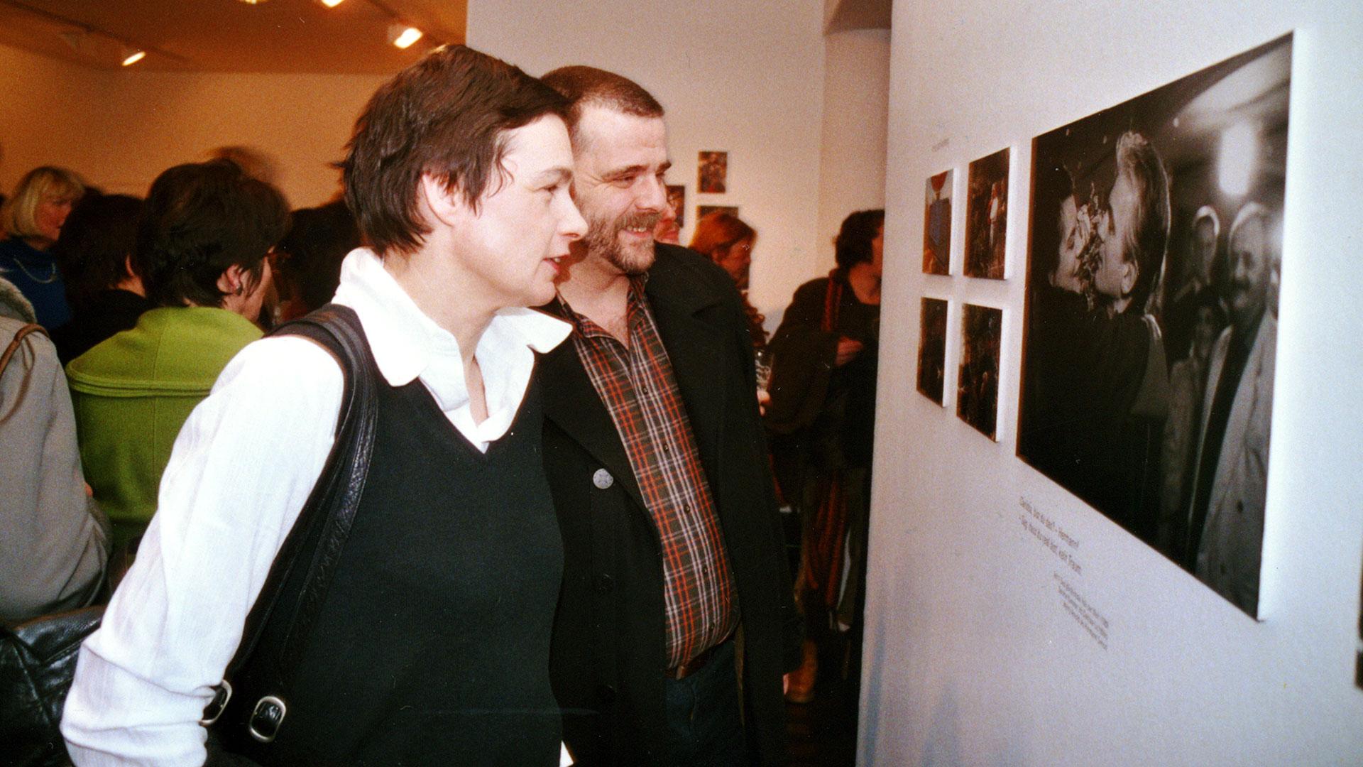 Am Set von HEIMAT 3 – Fotografien von Bernd Weisbrod