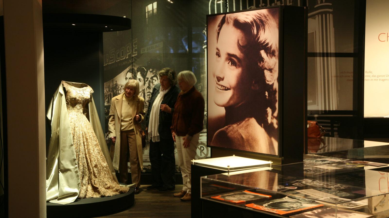 Sonderausstellung 2007 Maria Schell