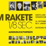 Copyright: Jim Rakete. Aus der Ausstellung Jim Rakete: 1/8 sec. im Deutschen Filmmuseum, Frankfurt am Main
