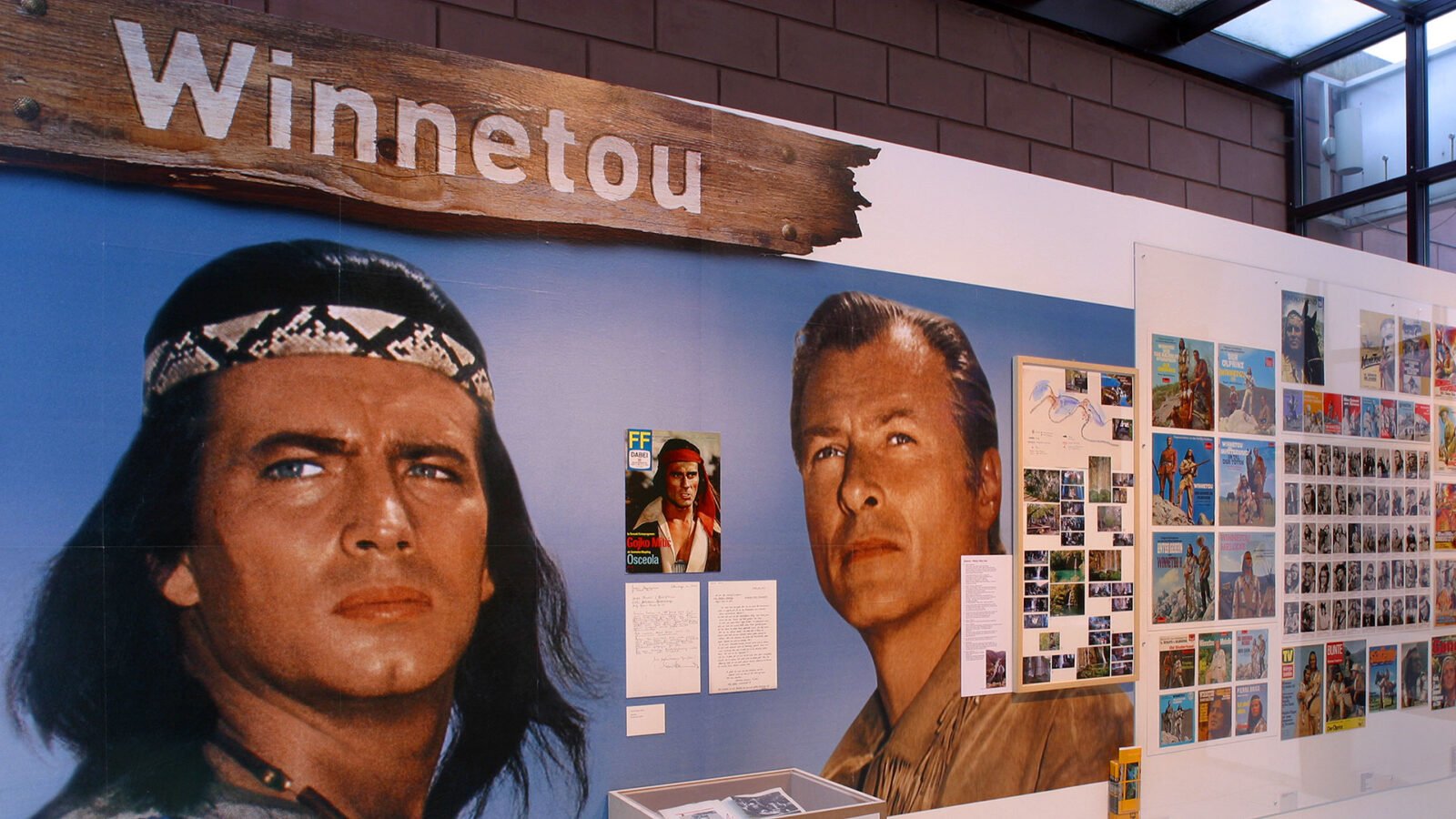 Winnetou und sein roter Bruder – Indianerfilme in der BRD und der DDR