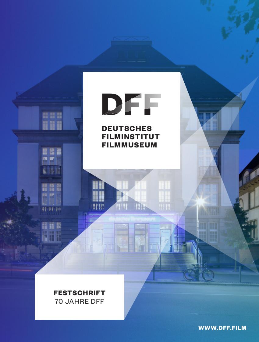 Festschrift 70 Jahre DFF