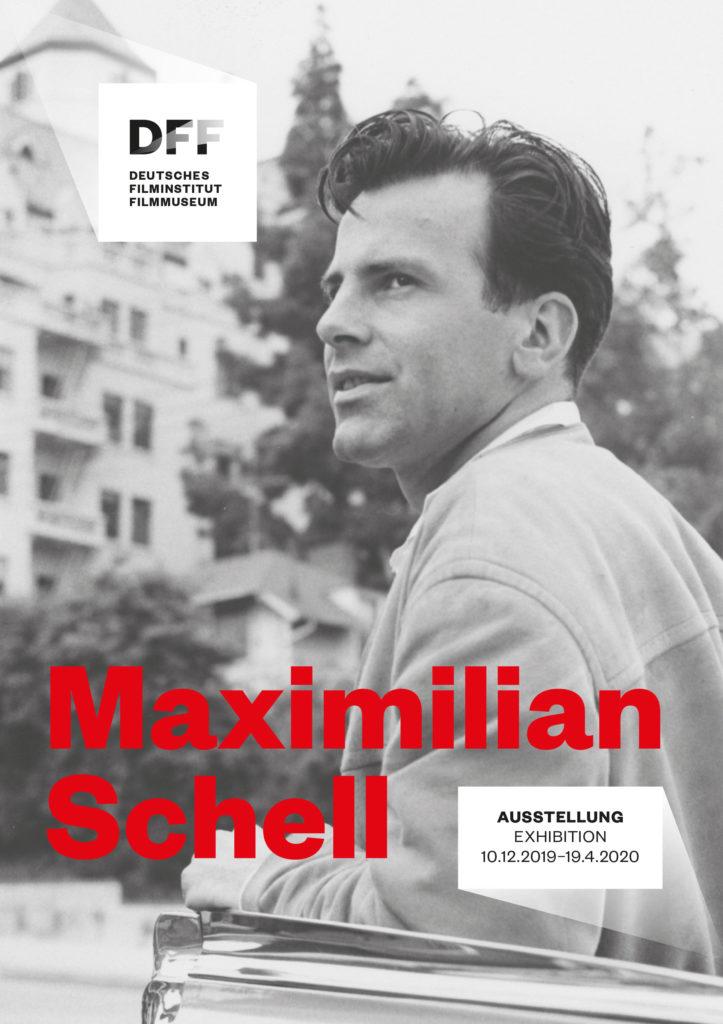 Maximilian Schell Poster