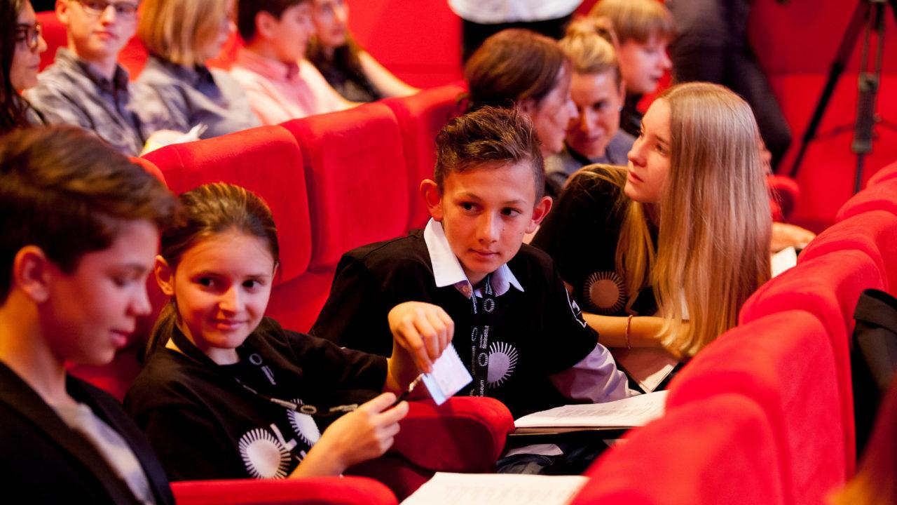 Deutschland ältestes Filmfestival für junges Publikum: das LUCAS-Festival in Frankfurt (DFF)