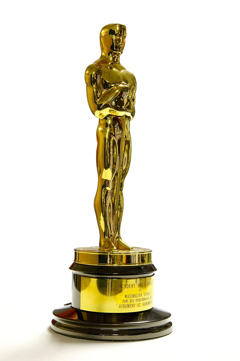 Oscar® for Schell