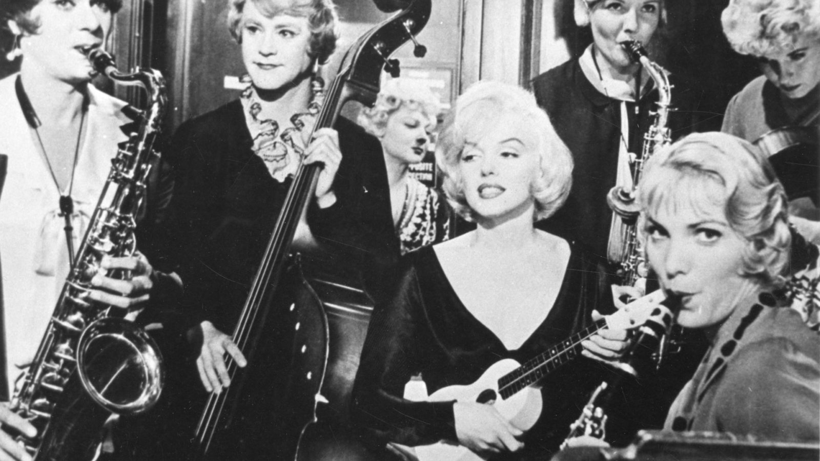 Filmstill SOME LIKE IT HOT