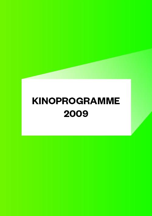 kinoprogramme2009