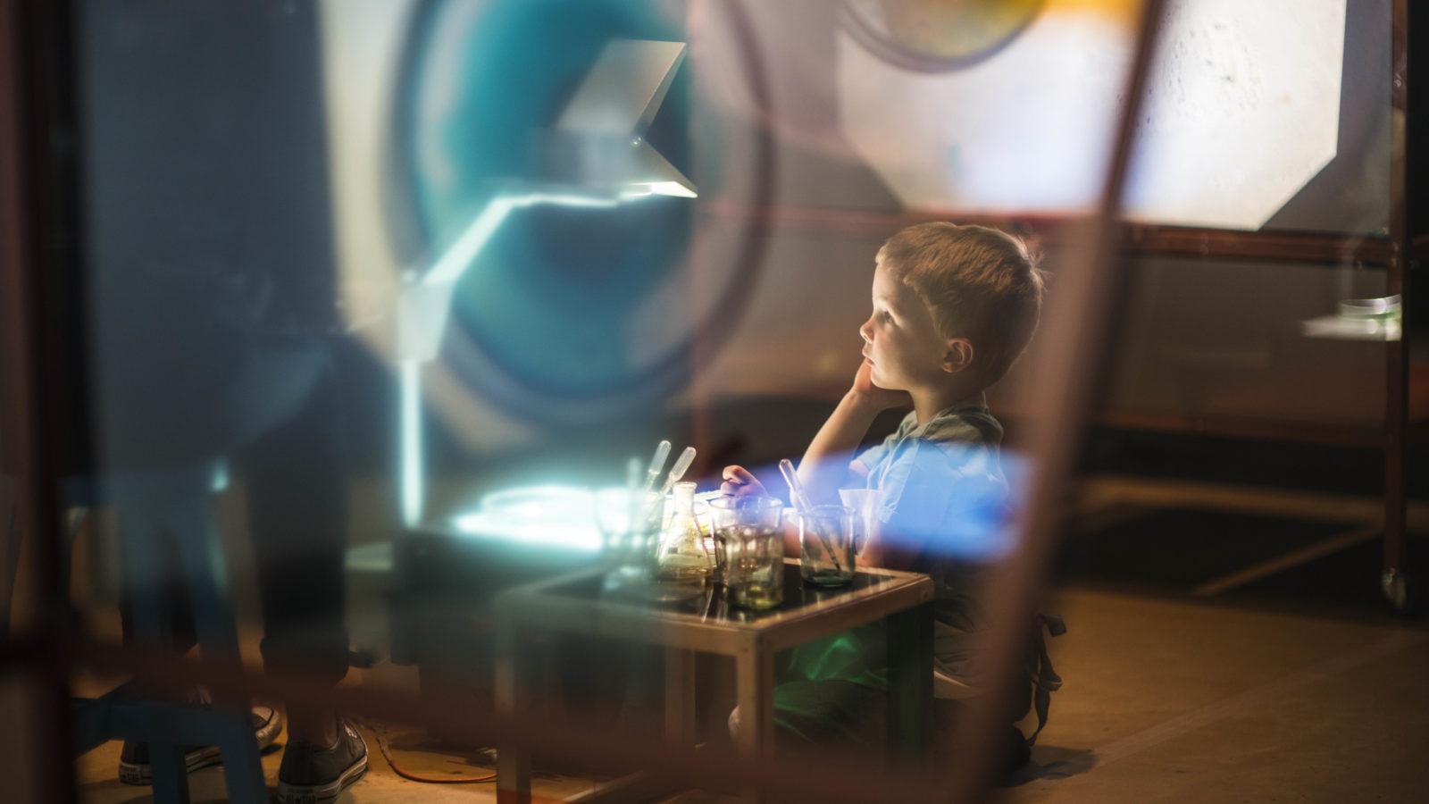 Cinemini Licht-Labor