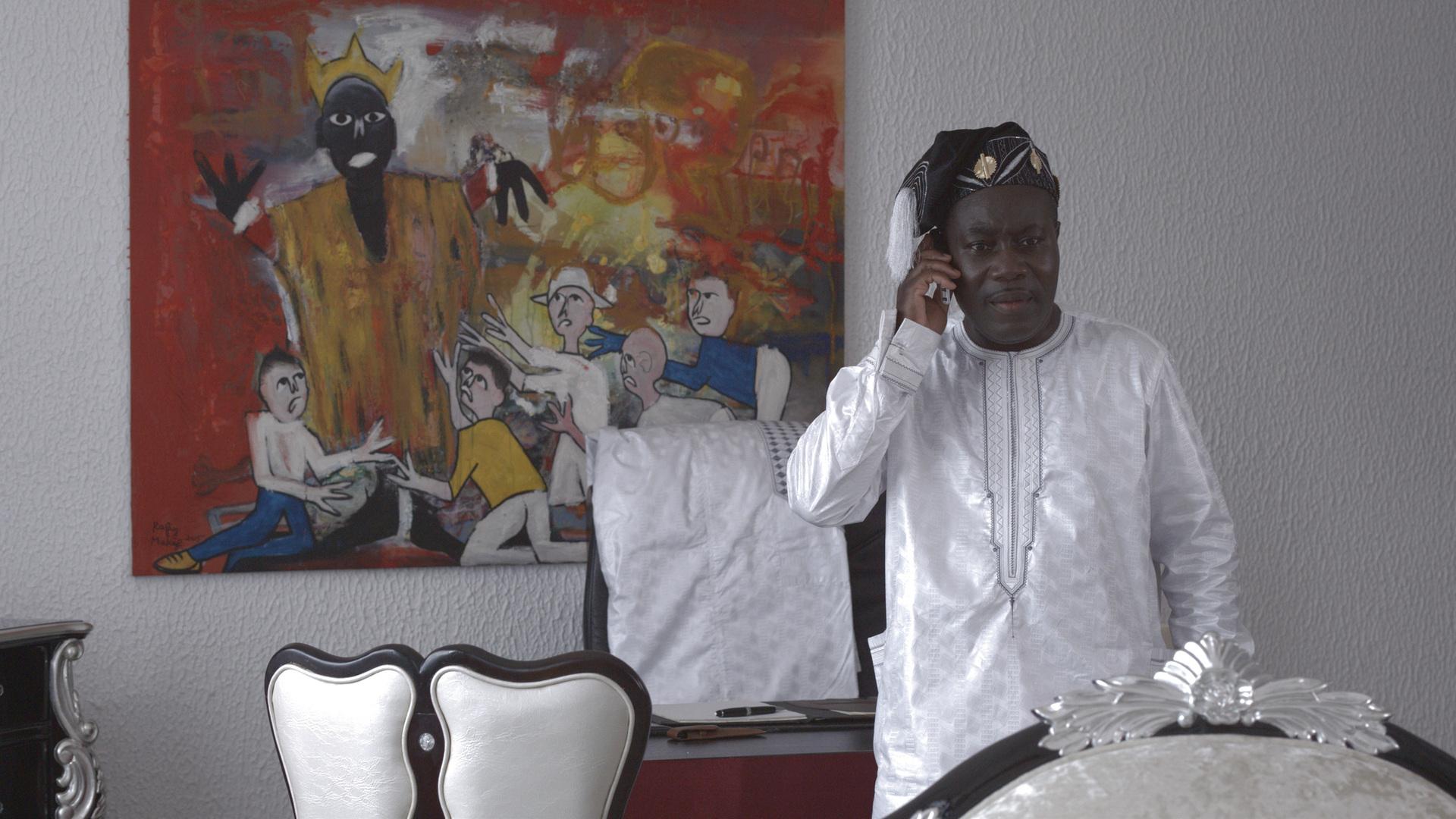 L'Orage africain