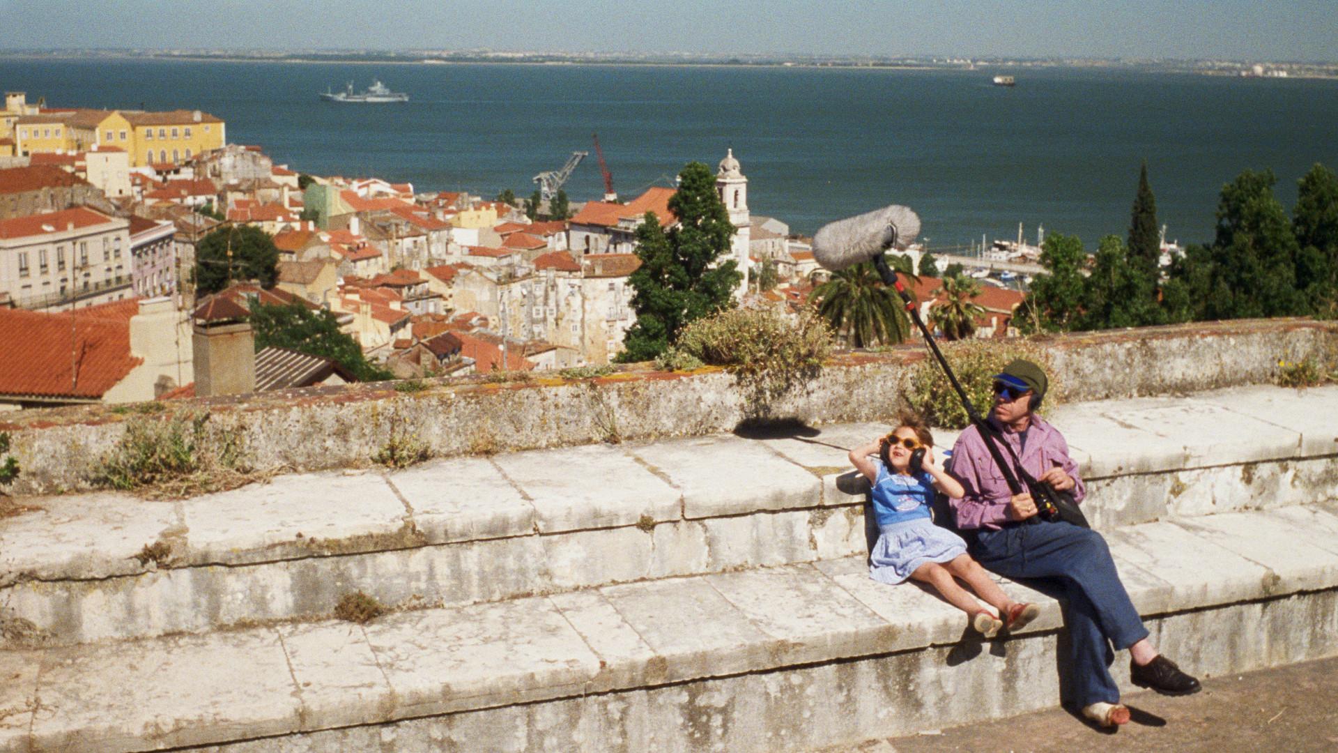 Filmstill Lisbon Story