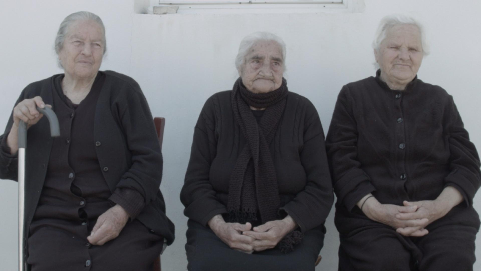 Filmstill Eingebrannt - Frauen auf Kreta 1941-1945