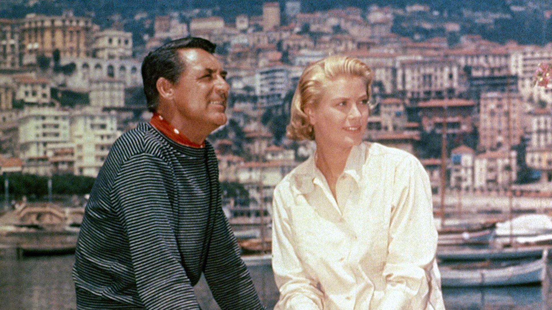 Filmstill To Catch A Thief Über den Dächern von Nizza