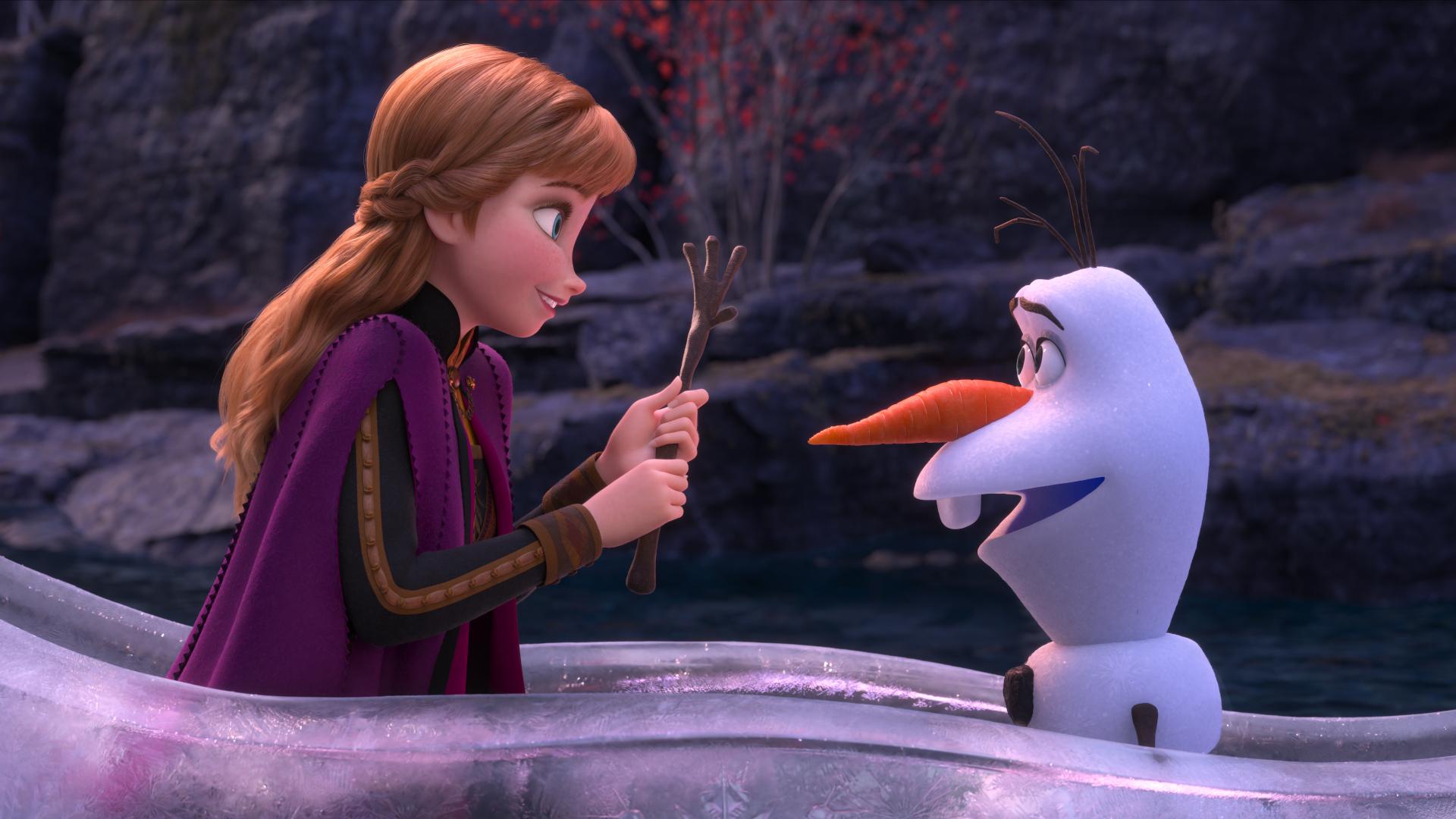 Filmstill Die Eiskönigin 2