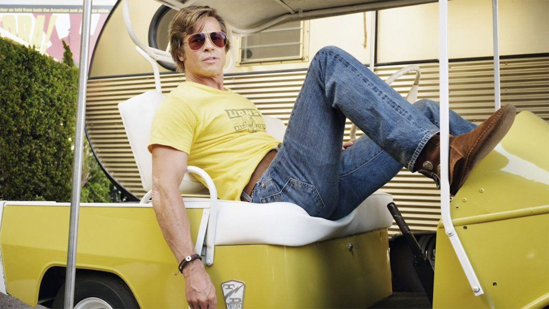 Filmstill Once Upon a Time in Hollywood