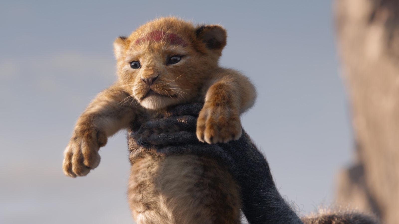 Filmstill König der Löwen